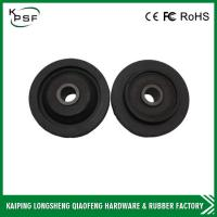 Wholesale EX120 Black Diesel Engine Rubber Mounts Construction Machinery Accessories from china suppliers