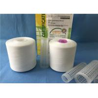 Wholesale High Tenacity Z/S Twist Raw White Yarn 100% Polyester Sewing Thread from china suppliers