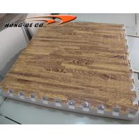 Wholesale Non-toxic Soft Wood Grain Floor 2'X2' from china suppliers