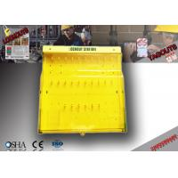 Wholesale 20 Lock Lockout Tagout Station from china suppliers