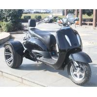 Wholesale 1000w Electric Moped Bike , 3 Wheel Scooter Motorcycles With Brushless Motor from china suppliers