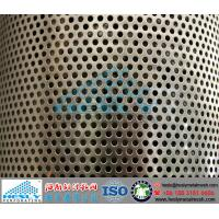 Wholesale Anping Perforated Metal Sheet, Punching Metal Sheet, 304 Perforated Metal from china suppliers