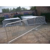 Wholesale Chain Link Portable Mobile Construction @Canada Temporary Chain Link Fence, Galvanized Chain Link Temporary Fence from china suppliers