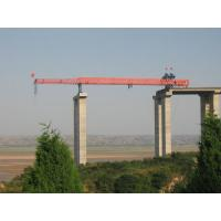 Wholesale 20m Lifting Height Launching Gantry System , 36m Span Bridge Construction Equipment from china suppliers