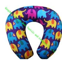 Wholesale Kids U Shaped Travel Neck Pillow , Soft Foam Neck Pillow For Airplane Travel from china suppliers