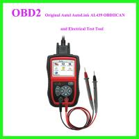 Wholesale Original Autel AutoLink AL439 OBDIICAN and Electrical Test Tool from china suppliers
