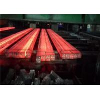 Wholesale 20MnSi SS300 Prime Mild Steel Billets , Billet Steel Bars Straight Square from china suppliers