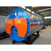 Wholesale Dual Fuel Oil Fired Steam Boiler With Economizer 98% High Thermal Efficiency from china suppliers