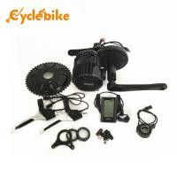 Wholesale Big Torque Bafang 8fun Bbshd 48v 1000w Electric Bike Kit With Color Display from china suppliers