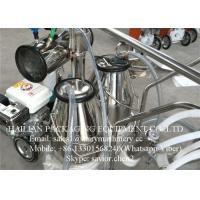 Wholesale Cow Milking Machine With Gasoline Engine and Electric Motor For Dairy Farm from china suppliers