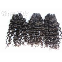 Wholesale Double Knots Soft Real Brazilian Human Hair Weft For Dream Girl from china suppliers