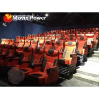 Wholesale Luxury Fiberglass Theatre Room Chairs Large 3D 4D 5D 9D Movie Cinema Project from china suppliers