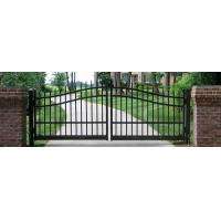 Wholesale Aluminum gate double swing gate villa gate from china suppliers