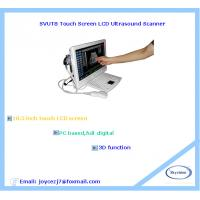 SVUTouch-8 Touch Screen LCD Ultrasound Scanner