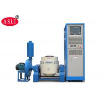 Wholesale Blue Vibration Test Equipment , Electrodynamic High Frequency Vertical Vibration Tester from china suppliers