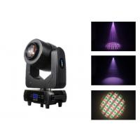 Wholesale Long Lifespan 60F LED Beam Moving Head With Zoom , Prism , Frost , Flower Effect from china suppliers