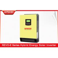 Buy cheap 220 / 230 / 240VAC SOROTEC Solar Hybrid Power Inverters 4000W With Wi-Fi Device from wholesalers