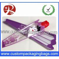 Wholesale OEM Custom Printed Opp Custom Packaging Bags Single Rose Flower Sleeve Wrapping from china suppliers