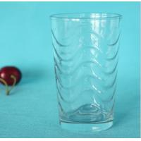 Wholesale Ripple Transparent Drink Water Cups from china suppliers