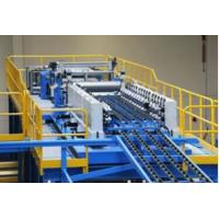 Precision PU Sandwich Panel Machine Double Belt Conveyor Lamination Machine