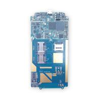 Buy cheap 94v0 UL Rohs FR4 Printed circuit board assembly 4G Android Mobile motherboard from wholesalers
