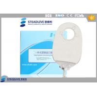 Wholesale Steadlive Drainage Two Piece Ostomy Bag With Release Film Material , 15-45mm Max Cut from china suppliers