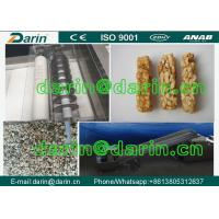 Wholesale Stainless steel peanut candy brittle Groundnut Chikki Making Machine English Version from china suppliers