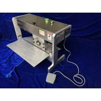 Wholesale Auto PCB Depaneling Machine With Circular Linear Blades For SMT Assembly from china suppliers