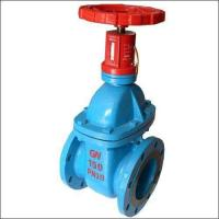 Wholesale Sewage Resilient Seated Gate Valve Pn10 Light Weight With Corrosion Resistance from china suppliers