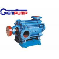 Wholesale D 6-25 Multistage Horizontal Centrifugal Pump 3.75~7.5 m3/h Flow from china suppliers