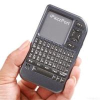 Buy cheap Ipazzport Mini Laser Pointer Keyboard With Pc Remote Keyboard from wholesalers