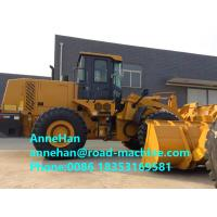 Wholesale Front End 5 Ton Compact Wheel Loader With Cummins Engine EuroIII from china suppliers
