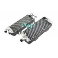 Buy cheap Custom Brazed Aluminum Motorcycle Radiator For KTM400 / 450 / 525 SX / MXC / EXC 03-07 from wholesalers