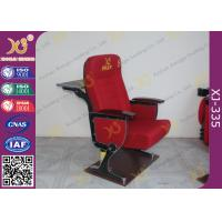 Wholesale Anti Rust Aluminum Alloy Frame Theater Church Auditorium Chairs Fixed On Floor Type from china suppliers
