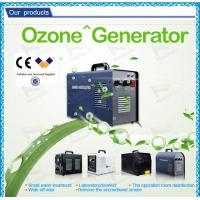 Wholesale Portable high concentration ozone generator 3g / water treatment ozone maker machine from china suppliers