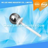 Wholesale Test Probe A of IEC61032 ,50mm Sphere with Baffle and Handle from china suppliers