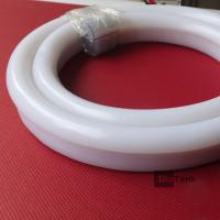 Quality white LED neon rope 50M/roll, replacement of glass neon light sign for sale