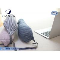 Wholesale U Shaped Therapeutica Sleeping Pillow / Soft Memory Foam Neck Pillow OEM Service from china suppliers