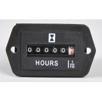 Wholesale Electronic Inductive Hardline Digital Mechanical Hour Meter for Gasoline Engine RL-HM002 from china suppliers