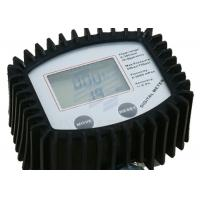 Wholesale Waterproof And Oil Proof 5 Digital Oil Meter 35L , Pressure Range 7 - 1500psi from china suppliers