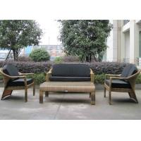 Wholesale European Style Hand-Woven Outdoor Rattan Furniture Sofa Chair from china suppliers