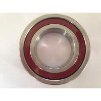 Wholesale 15 Degree Angular contact ball bearings for Booster pump , single row ball bearing from china suppliers