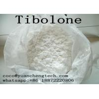 Wholesale High Purity Synthetic Steroid Hormone Livial Raw Powder / Tibolone CAS 5630-53-5 from china suppliers