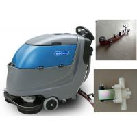 Wholesale 180W Brush Motor Walk Behind Floor Scrubber , Portable Floor Cleaning Machine from china suppliers