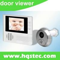 Wholesale 2.8 Inches Digital Peephole Viewer with 3x Digital Zoom HQS1007 from china suppliers