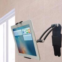Wholesale 360 Rotatable Metal Material Wall Kitchen Mount Desktop Stand Holder For Tablets from china suppliers