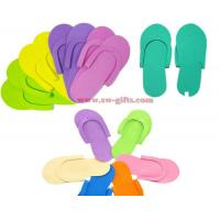 Buy cheap Disposable Foam Slippers High Quality Foam Pedicure Slippper for Salon Spa Pedicure Flip Flop Tools from wholesalers
