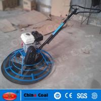 Quality High Quality Concrete Trowel Machine used In Surface Of Concrete Raised Paste And Trowel for sale