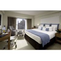 Wholesale Deluxe Hotel Room Furnishings ,  King Size Hotel Guest Room Furniture In PU Finish from china suppliers