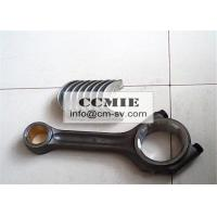Wholesale XCMG Motor Grader GR165 Connecting Rod Bearing , Iron Material Con Rod Bearing from china suppliers
